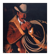 Darrell Winfield, the Marlboro man